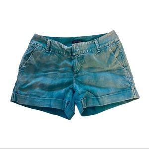 Dear John Aqua Denim Shorts